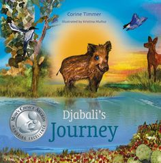Djabali's Journey. Written by Corine Timmer and illustrated by Kristina Muñoz. Juvenile Books (Level 1 - Ages 5 to Great Books, My Books, Sink Or Swim, Street Dogs, An Unexpected Journey, Story Setting, Children's Picture Books, Story Time, Watercolor Illustration