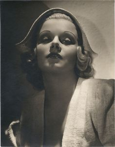Jean Harlow by George Hurrell 1930s