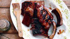 Les BBQ ribs comme chez Buffalo Grill