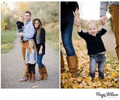 Fall Family Portraits | Boulder » Angie Wilson Photography