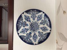 Klasik Çin'i tabak el yapımı(my work)