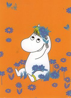 The Moomins are the central characters in a series of books and a comic strip by Swedish-Finn illustrator and writer Tove Jansson