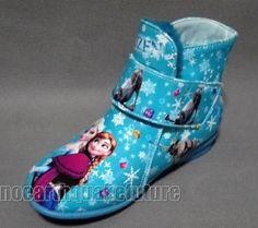 New-Frozen-Elsa-Anna-Princess-Cosplay-Shoes-Girls-Boots-UK-Size-7-8-9-10-11