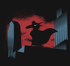 The Terror That Flaps In The Night T-Shirt $11 Darkwing Duck tee at RIPT today only!