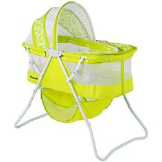 Dream on Me Karley Bassinet, Light Green