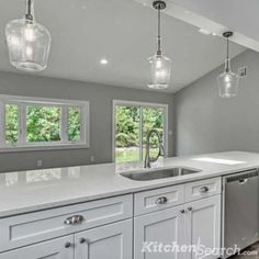 Let KitchenSearch, help you with your next kitchen project! We understand projects like this take a lot of time and effort,😓 so let KitchenSearch help every step of the way!  We Measure, Design, AND Deliver!Call or email us today!😃