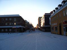 Central Ludvika, Storgatan
