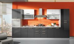 Έπιπλα κουζίνας απο την Gruppo Cucine, ιταλικα επιπλα κουζινας και κουζινες, ντουλαπες υπνοδωματιων, κουζινα, ιταλικες κουζινες, kouzines, μοντερνες κουζινες, σχεδια, τιμες, προσφορες, κλασσικες (κλασικες) κουζινες Modern Kitchen Furniture, Modern Kitchen Design, Kitchen Interior, Italian Home, Kitchen Sets, Furniture Design, Kitchen Cabinets, Interior Design, Architecture
