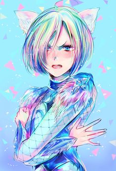 yuri plisetsky                                                                                                                                                                                 More