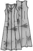 Выкройки платьев для полных PLUS SIZES