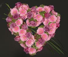 A beautiful heart shaped design