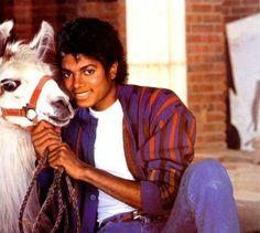 Michael + Llama