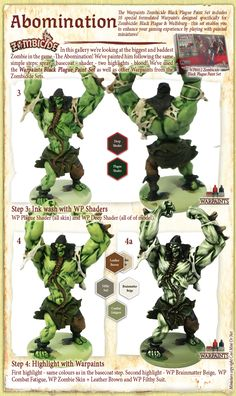 The Army Painter deliver products to help you paint models and miniatures quickly and to a stunning level with minimum effort. 28mm Miniatures, Fantasy Miniatures, Warhammer Paint, Warhammer 40000, Mini Paintings, Cool Paintings, Painting Tutorials, Painting Tips, Zombicide Black Plague