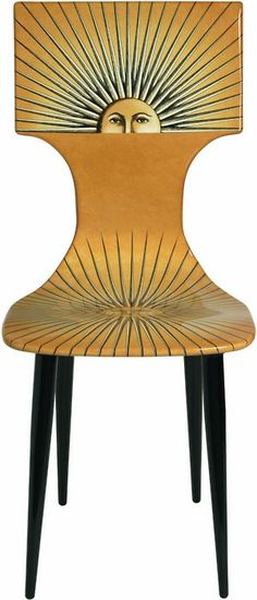 Sole chair  eclektic.tumblr.com  repinned by http://pinterest.com/myinfosnap