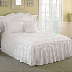 Mary Janes Home Chenille Bedding By Mary Janes Home Bedding, Comforters, Comforter Sets, Duvets, Bedspreads, Quilts, Sheets, Pillows: The Home Decorating Company