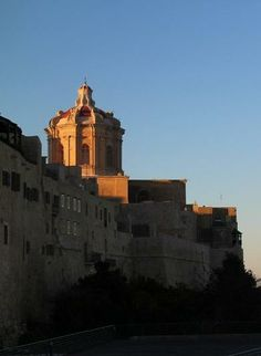 Travel to Westeros by visiting the walled city of Mdina. #GameOfThrones