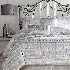 image of Jessica Simpson Ethereal Pleats Comforter Set