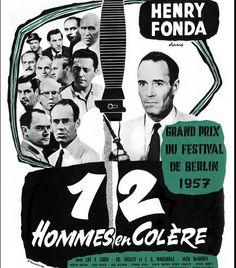 N°7 : 12 Hommes en Colère (1957), de Sidney Lumet