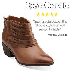 Clarks Customer Favorites | Spye Celeste | women's boots