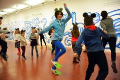 Have you ever dance in a museum? |   Kids' movement workshop in State Art Museum in Thessaloniki