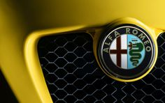 Alfa Romeo 4C Spider Logo #ROYCE #othercars #RECOVERY #Lacetti #BMW #LINCOLN #othercars
