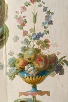 Féau & Cie specializes in antique and reproduction wood paneling Hand Painted Walls, Hand Painted Furniture, Chinoiserie, Decoration, Art Decor, Decoupage, Images Vintage, Mural Painting, Paintings