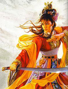 Si no hubiera vivido, si no hubiera sido quién era ella, la historia de la propia China habría sido muy diferente.  Señora Liang (1102 - 1135) no sólo era uno de los más cruciales de las heroínas chinos, sino por el gran elenco de mujeres guerreras chinas, señora Liang también haya llevado la vida más extravagante de todos ellos.  Para aquellos familiarizados con Mulan de Disney, la historia de la vida de Lady Liang habría leído como una historia de Mulan adulto- nominal, o una intensa…