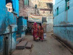 Que faire à Jodhpur? Se balader dans les ruelles Jodhpur, Les Continents, Blue City, Blog Voyage, Wanderlust, Middle Ages, Buddhism, Obsession, India