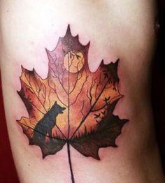 autumn tattoo tree - Google Search
