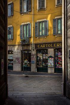 Cartoleria #Milan #Italy | by Niklas Rosenberg