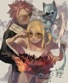 Pin by sarah mahoney on fairy tail nalu. Fairy Tail Lucy, Fairy Tail Nalu, Arte Fairy Tail, Fairy Tale Anime, Fairy Tail Family, Fairy Tail Guild, Fairy Tail Couples, Fairy Tail Ships, Fairy Tales