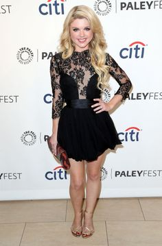 Bailey De Young attends The Paley Center for Media's PaleyFest 2014 Fall TV Preview - MTV at The Paley Center for Media on September 12, 2014 in Beverly Hills, California.