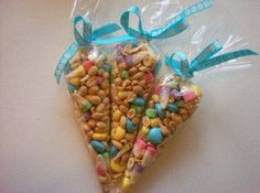 GRACE'S EASTER TRAIL MIX Recipe | Just A Pinch Recipes