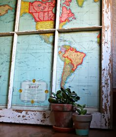 window map home decor