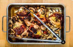 Hiszpańska tortilla z chorizo Chorizo, Brunch, Soup, Beef, Chicken, Cooking, Polish, Lunch Ideas, Meat