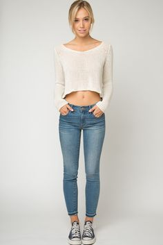 Brandy ♥ Melville   Anna Knit - Clothing
