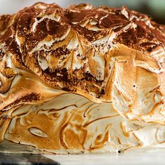 Try this Tiramisu Bombe Alaska recipe by Chef Antonio. This recipe is from the show The Great Australian Bake Off.