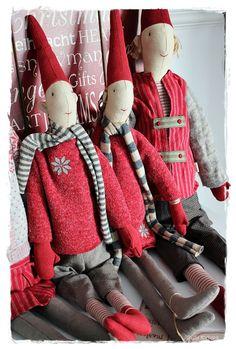 Elfi di Natale Maileg