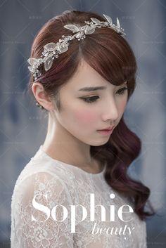 #bridalfashion #bridalstyle #crystal #weddingmolding #新娘秘書 #新娘造型 #水晶 https://molding.wswed.com/fitting/silver.html