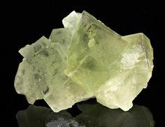 Fluorite from Morocco by Dan Weinrich
