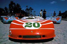 Porsche 908/03 at the Targa Floria 1970