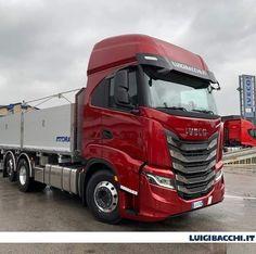 New Trucks, Cool Trucks, Iveco, Camper, Ford, Vans, Vehicles, In Love, Volvo Trucks