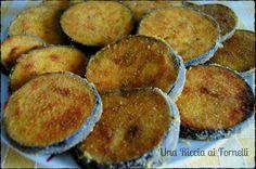melanzane impanate light al microonde