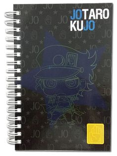 Hardcover S Stands Bizarre Adventure Journal Jojo Hardcover Bound Sketch Notebook With Premium Thick Paper