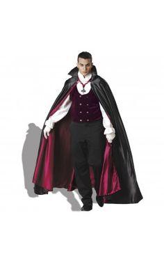 Disfraz de vampiro gótico Élite