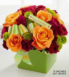 The Birthday Bouquet by FTD