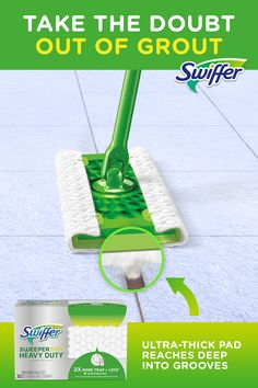 Swiffer Heavy Duty Dry refills reach deep into grooves to get all the dirt, dust and hair that other tools miss. The ultra-thick pad has deep pockets which hold dirt, and fine fibers to trap hair. Get the correct water filter system for your household Melbourne Cup, Household Cleaning Tips, Cleaning Hacks, Grill Cleaning, Instagram Outfits, Nascar, Logo Nasa, Diy Crafts For Kids, Woodworking Crafts
