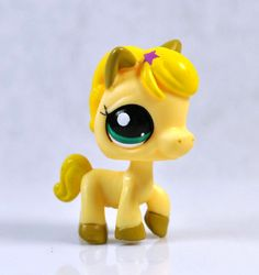 Littlest Pet Shop Collection Horse Child Girl Figure Cute Toy Loose RARE LPS544 | eBay