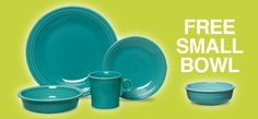 Lead Free Dinnerware Made in USA Fiesta® is fully oven/microwave/dishwasher/and freezer safe. Homer Laughlin, Lead Free, Freezer, Favorite Color, Dinnerware, Microwave, Dishwasher, Oven, Usa