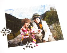 """20"""" x 26""""  1008 Piece Custom Photo Puzzle. Use your own photo…$60"""